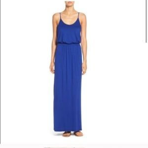 Nordstrom Maxi Dress (with added side slit)